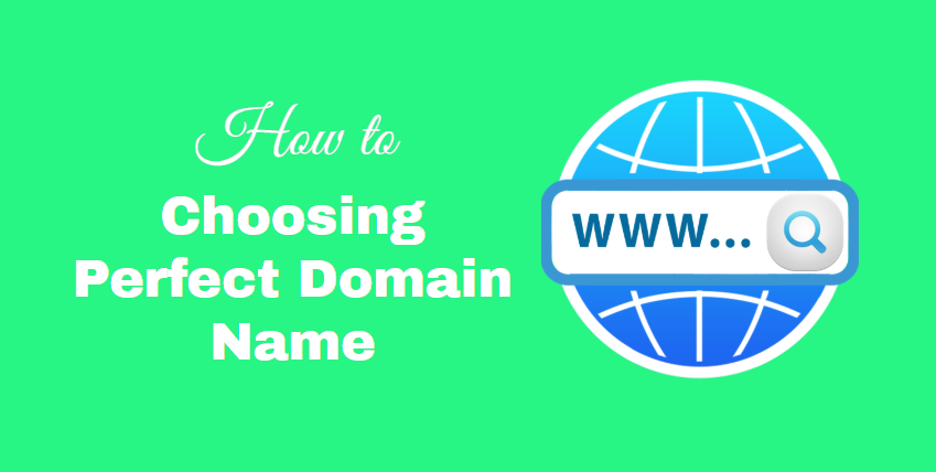7 Tips for Choosing the Perfect Domain Name