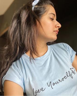 Ashika ranganath cute images