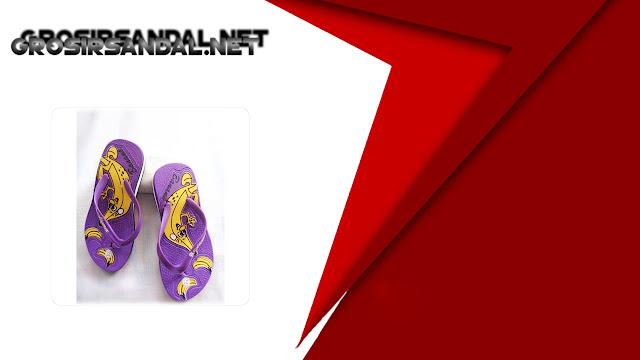 Wedges AMX Banana Anak - Distributor Sandal Wedges Spon
