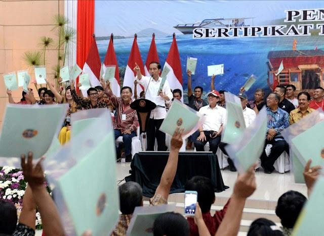 Pilpres Usai Jokowi Ajak Masyarakat Kembali Bersatu dan Berangkulan Kembali
