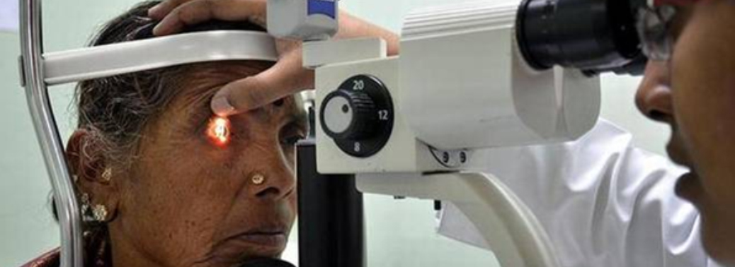 National Blindness and Visual Impairment Survey 2015-19