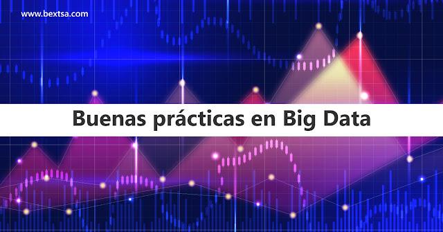 Buenas prácticas en Big Data