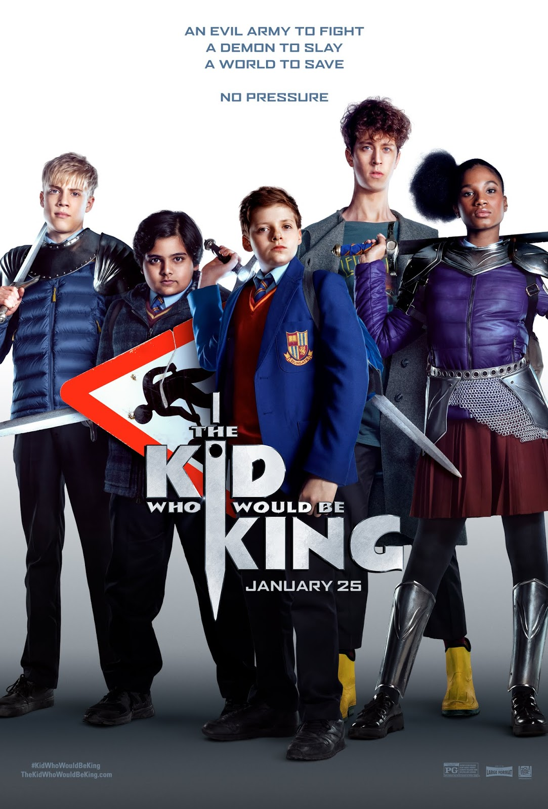 Chiil Mama Movies On Our Radar The Kid Who Would Be King Opens