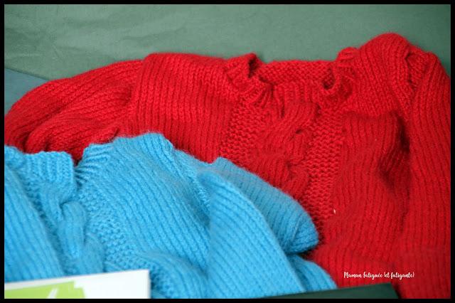 tricot maman fatiguée
