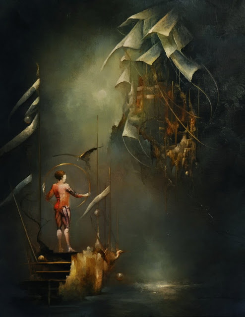 Anne Bachelier - The Ghost Ship