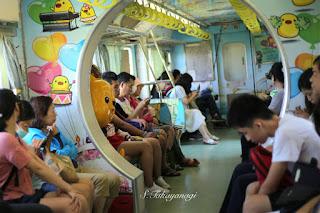 台湾旅行 ローカル線の旅 内湾線