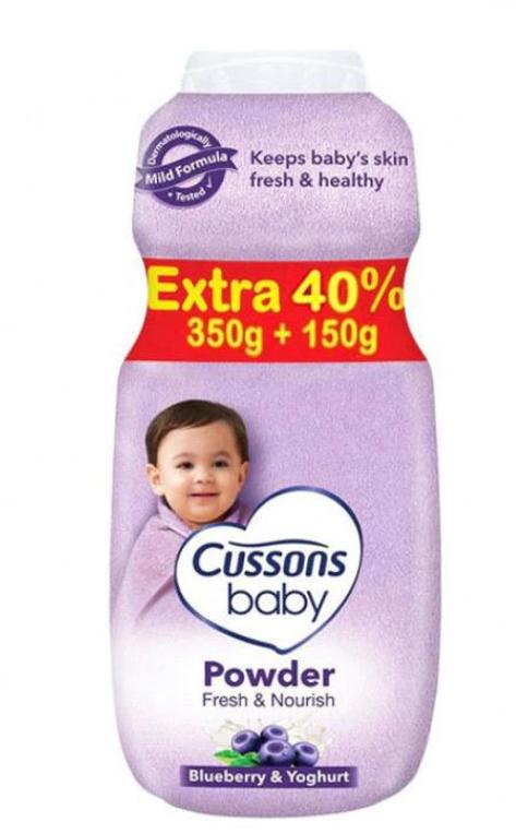 Tips Menentukan Bedak Terbaik Untuk Sang Bayi