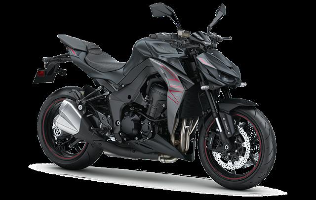 Spesifikasi Kawasaki Z1000