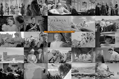 La carga de la brigada ligera (1936) - Capturas