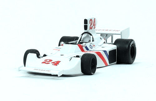 Hesketh 308B 1975 James Hunt f1 the car collection