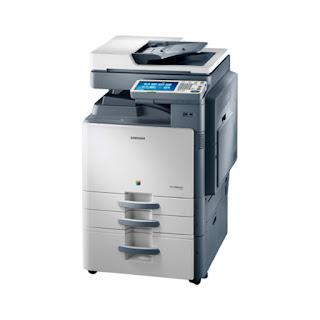 Samsung MultiXpress CLX-9352 Laser Multifunction Printer
