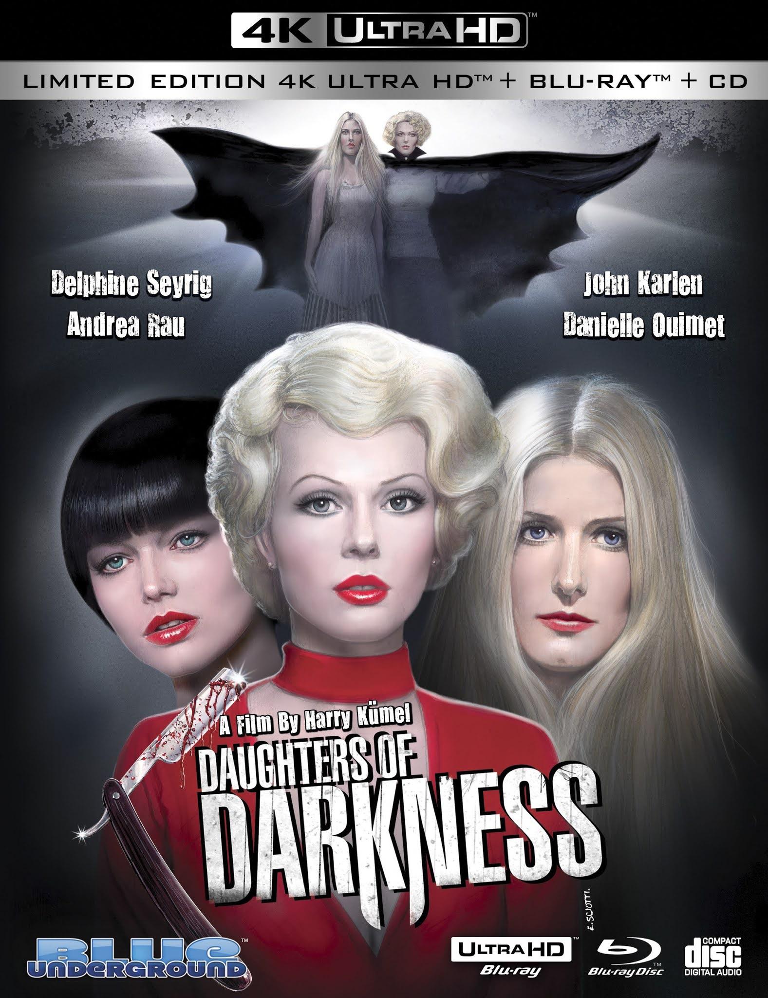 Halloween 2020 Blu Rau MileHighGayGuy: Spend Halloween with 'Daughters of Darkness'
