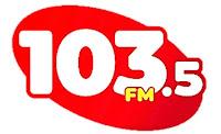 Rádio 103 FM 103,5 de Luziânia GO