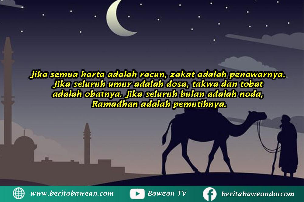 20 Kata Mutiara Tentang Ramadhan Untuk Menggugah Semangat Ibadah