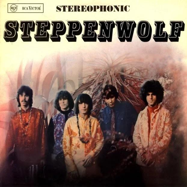 Steppenwolf - Steppenwolf (1968, Rock Psicodélico, Hard Rock, Blues Rock)