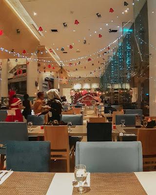 christmas dinner 2019 Harris Hotel Cafe Gubeng Surabaya Kuliner Surabaya Chippeido