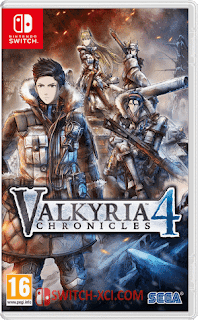 Valkyria Chronicles 4 Switch NSP