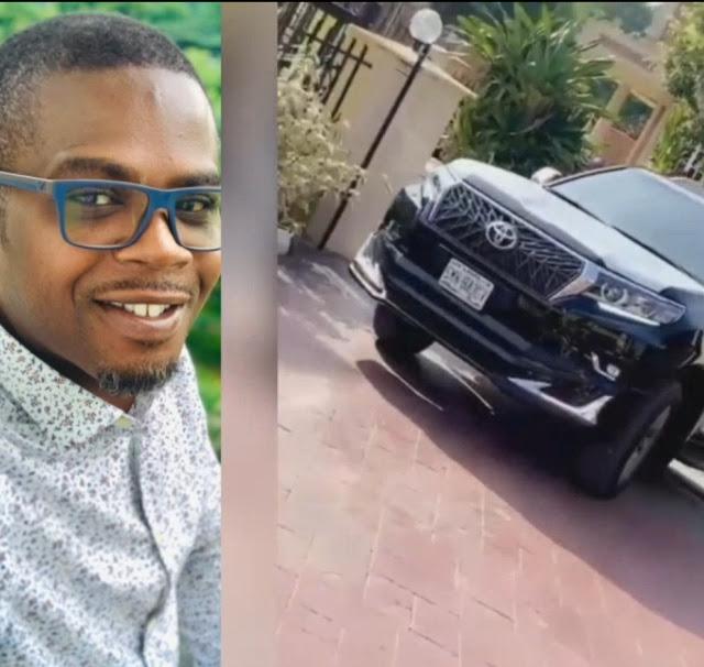 JJC Skillz buys a new Prado SUV (video)