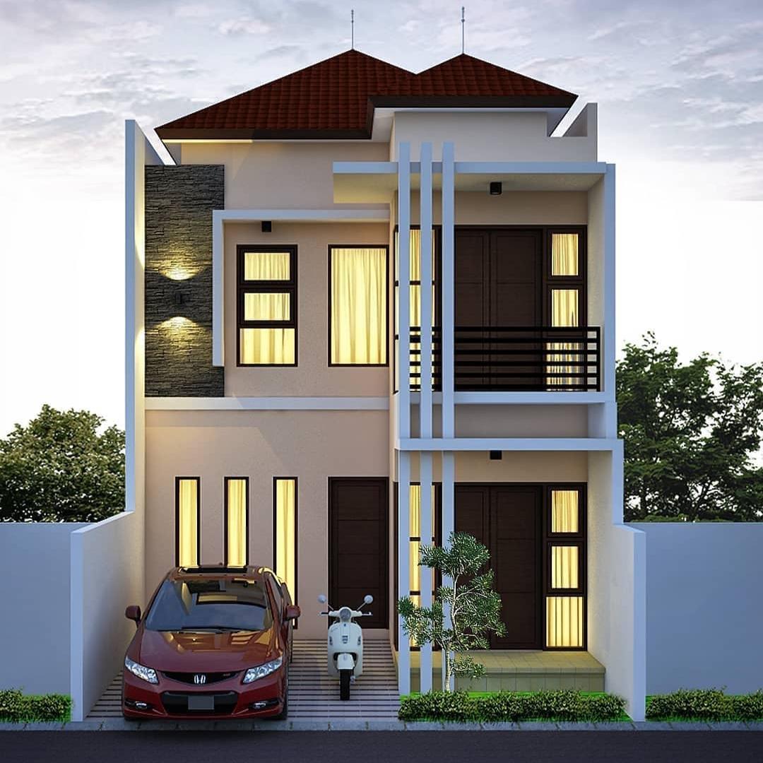 83 Koleksi Desain Rumah Minimalis Elegan 2 Lantai Terbaru