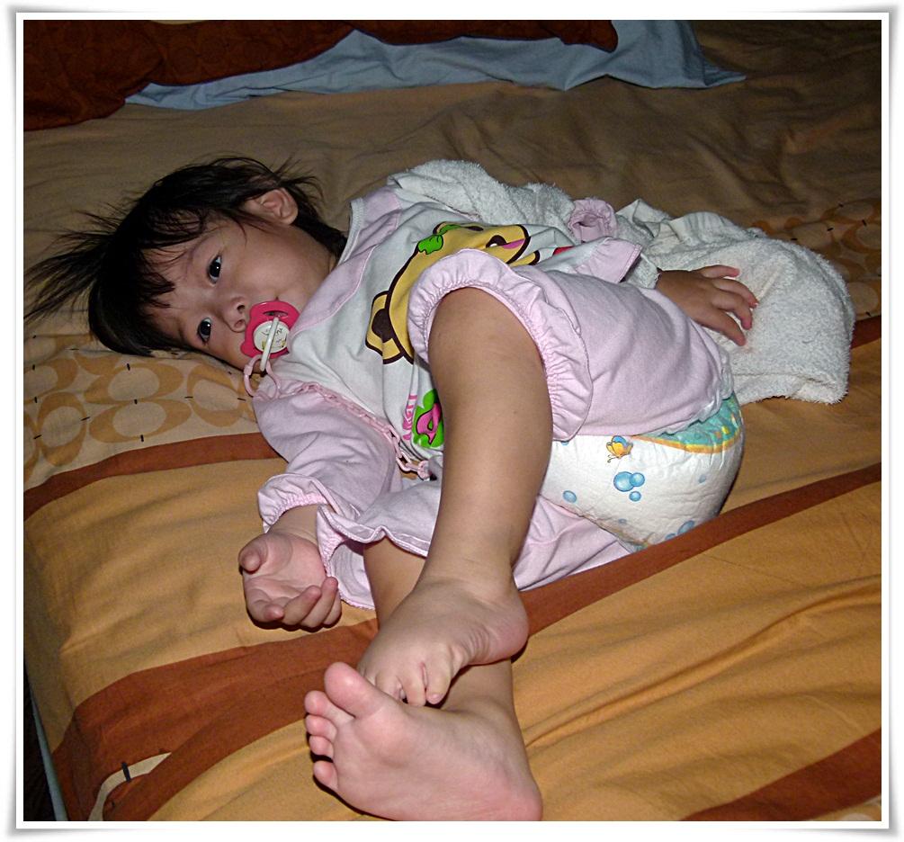She Wants To Still Wear Diapers