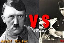 Adolf Hitler VS Soeharto