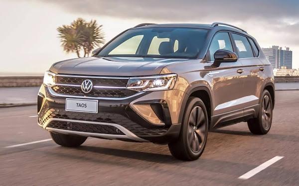 Volkswagen Taos: pré-venda no Brasil começa esta semana - dia 27
