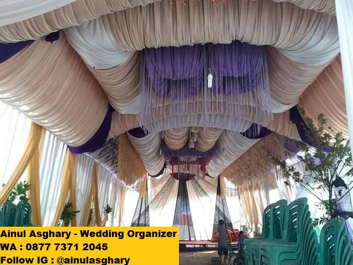 Dekorasi Pernikahan Modern Di Cilegon Ainul Asghary