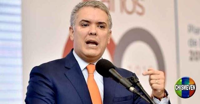 Duque asegura que videos de terroristas colombianos son grabados en Venezuela