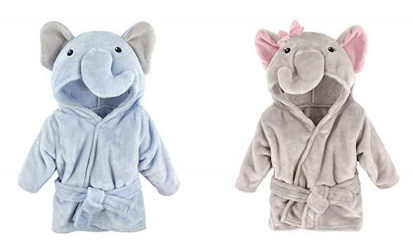 Cute and Funny Twin Baby Robes