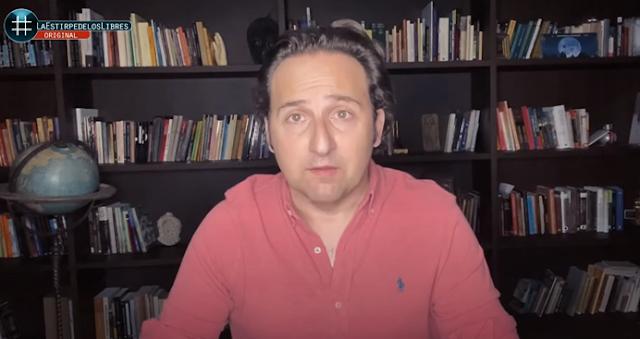 Iker Jiménez molesto por la manipulación de su entrevista donde se implica a Pedro Sánchez