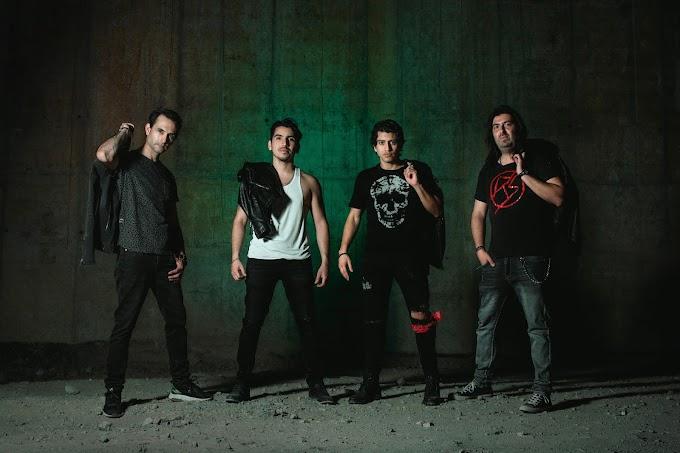 """RockSide arranca el 2021 lanzando videoclip de su propia """"Power Ballad"""""""