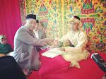 Ketua PC Ikatan Mahasiswa Muhammadiyah  Bulukumba Akhiri Masa Lajangnya.