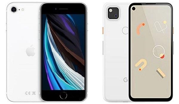 Apple iPhone SE 2020 vs Google Pixel 4a  Bangla Review 2020