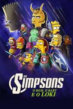 Os Simpsons: O Bem, O Bart e O Loki Torrent - WEB-DL 1080p Dual Áudio