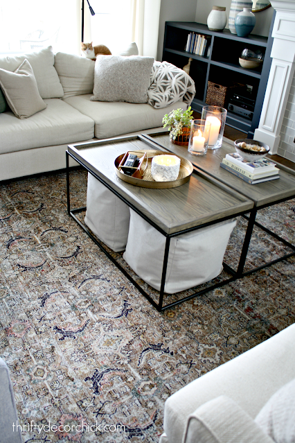 Loloi Layla olive green rug
