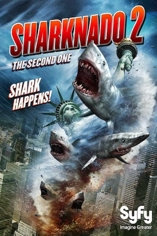Sharknado 2: The Second One [2014] [DVD FULL] [Latino]