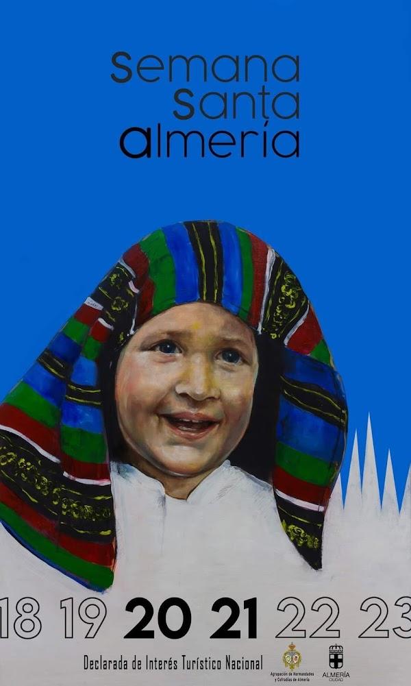La Semana Santa de Almería ya tiene cartel anunciador de este atípico año