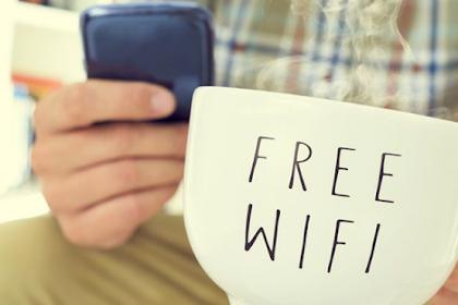 Inilah cara mendapatkan Wi-Fi gratis di mana saja