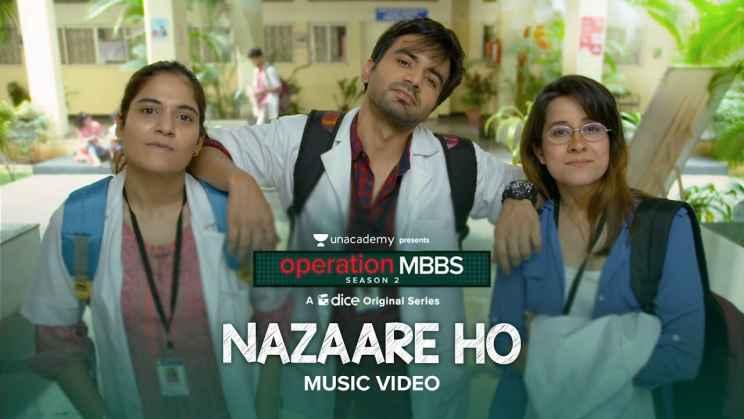 नज़ारे हो Nazaare Ho Hindi Lyrics – Karthik Rao