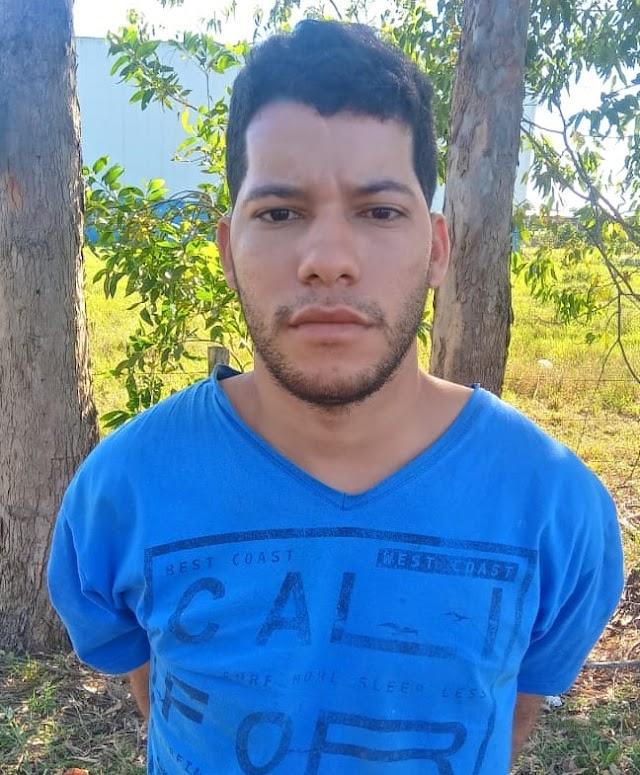 Polícias Civil e Militar capturam criminoso mais procurado da região da AISP/5