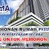 Panduan Pendaftaran Untuk Permohonan Rumah PR1MA