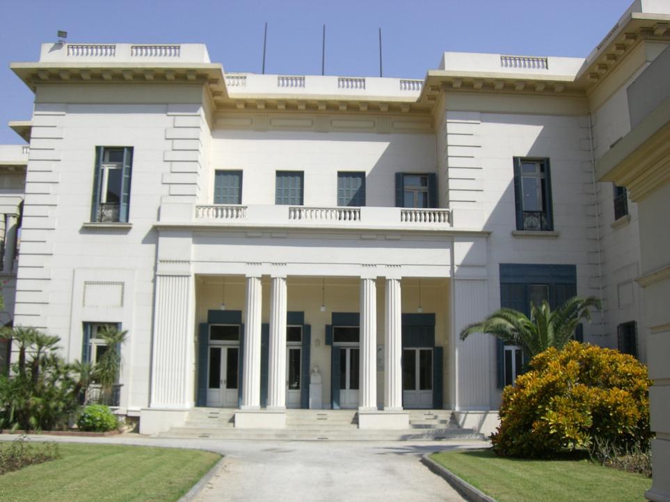 Kasr Al Mounira Palace | The Om El Donia Project