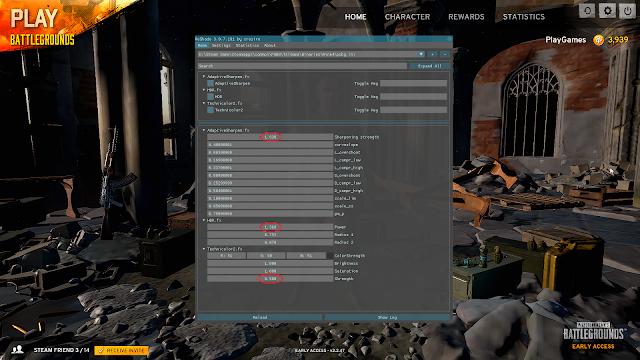 tải reshade cho battlegrounds