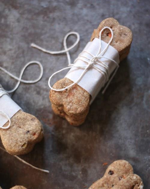 All Natural Apple Dog Treats Recipe