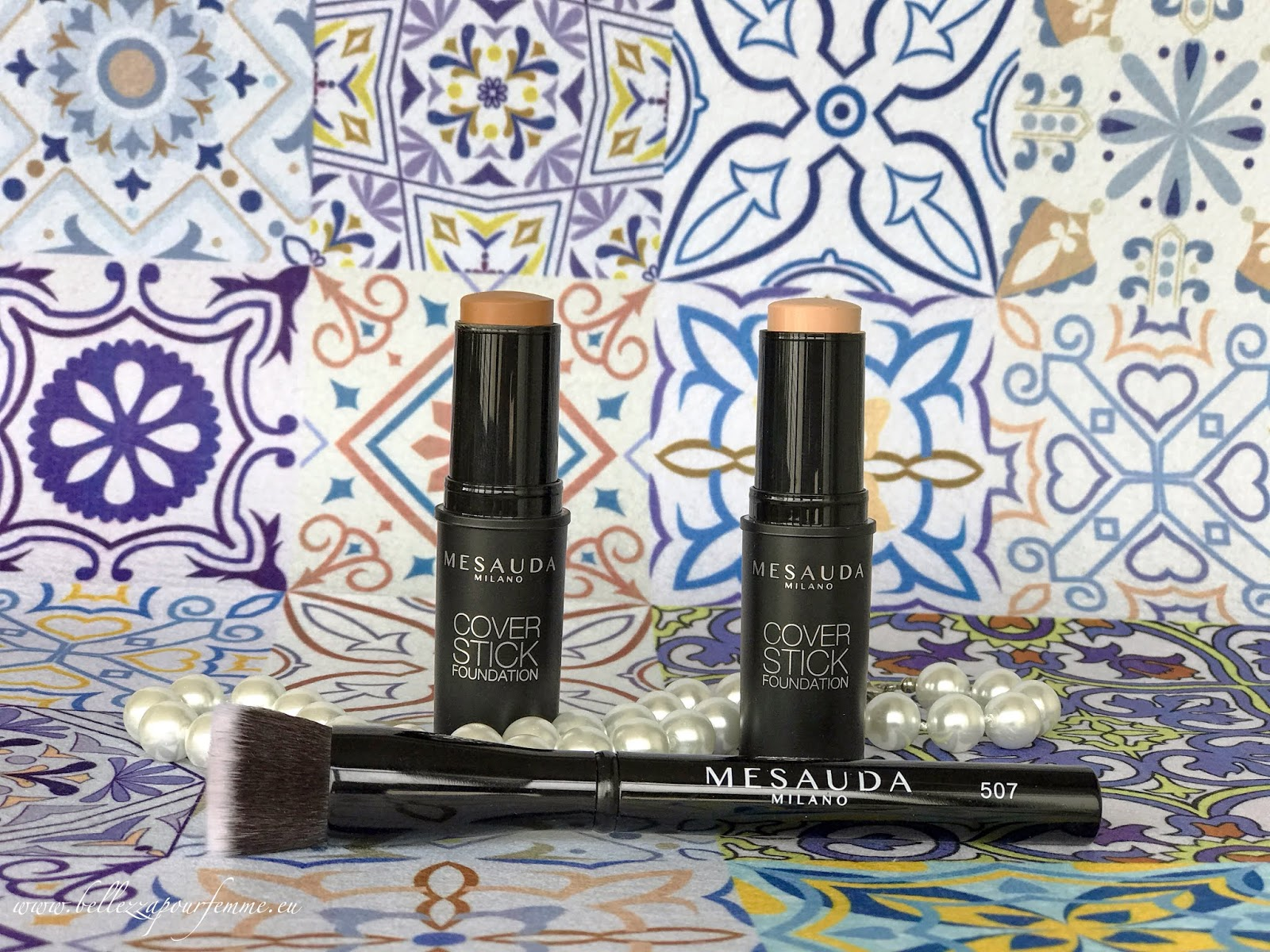 Cover Stick Foundation di Mesauda Milano