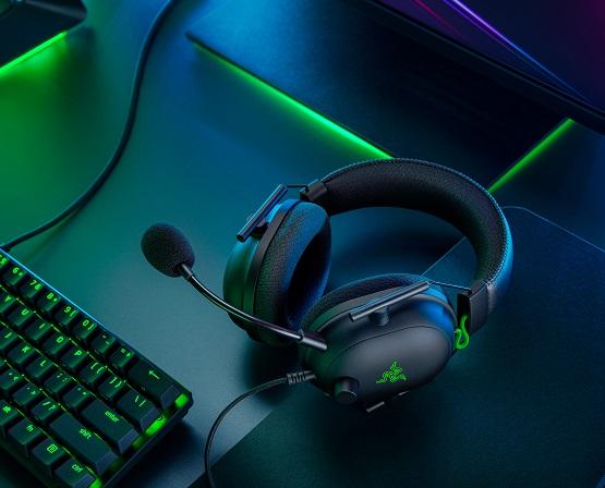 Razer BlackShark V2 Gaming Headphones
