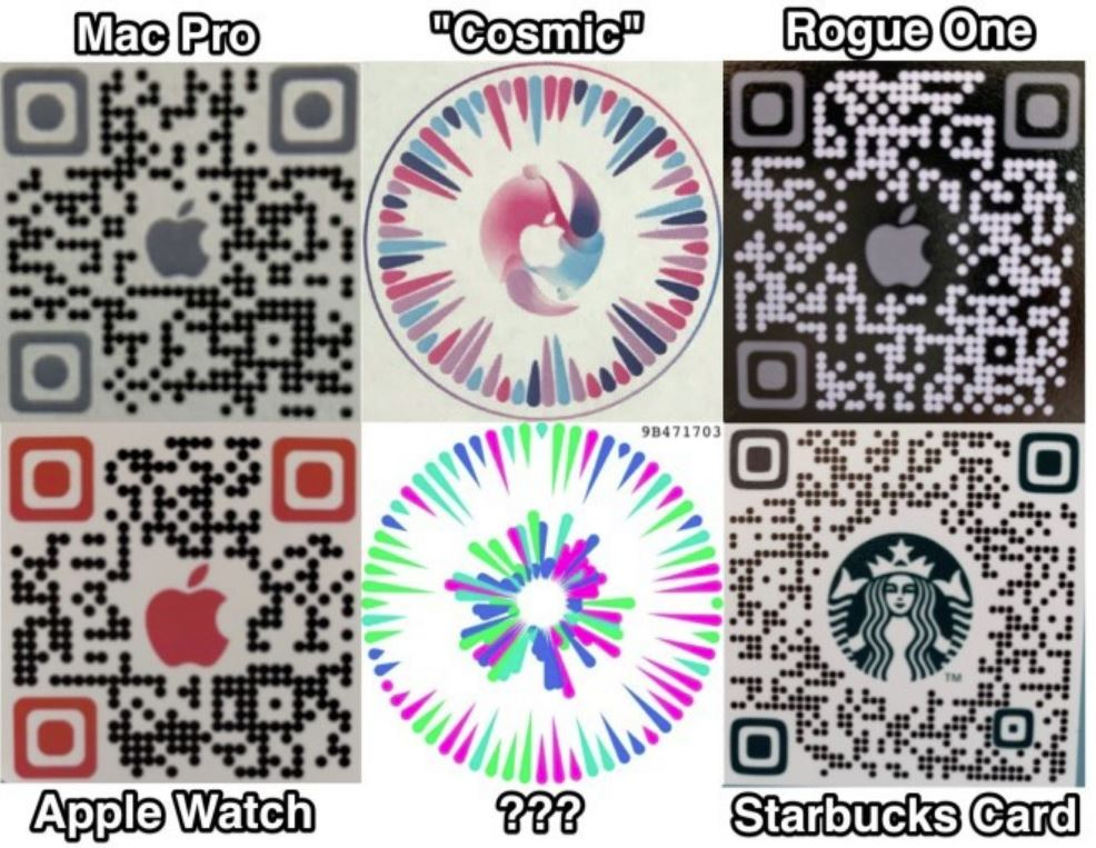 Exciting leaks for iOS 14: Apple reinvents the QR code