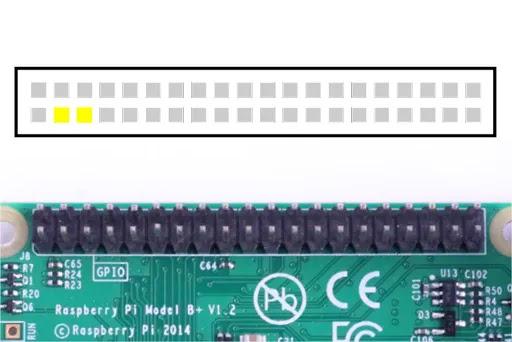 Raspberry Pi 4 L2C