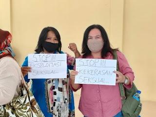 Aktivis Perempuan Ajak Wagub NTB Perjuangkan 4 IRT di Lombok Tengah