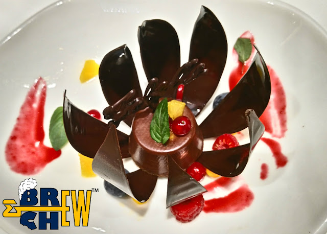 Fabelle Chocolate Boutique, ITC Hotel, Chocolate Flower